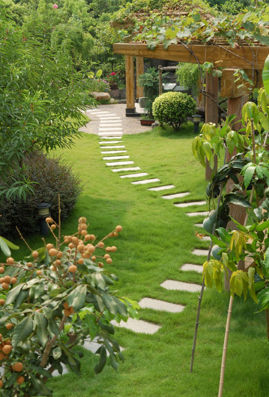 Garden Landscaping Design Gallery Timber Crest Offers Lawn Maintenance To South Holland & Homer Glen .